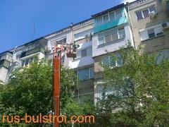 Външна топлоизолация на апартамент с вишка_2