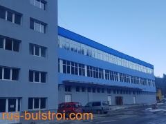Топлоизолация и хидроизолация на сграда на Четпром - Тетевен_2