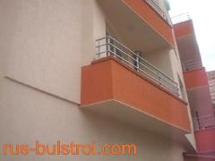 Комплексна топлоизолация на фасада и покрив на жилищен блок_1