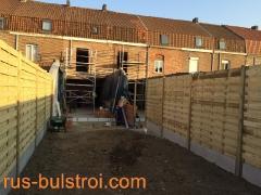 Ремонт на жилищна сграда в Вервие - Белгия