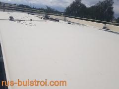 Топлоизолация и хидроизолация на покрив в Дийст - Белгия_2