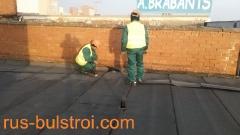 Ремонт на покрива на сервиз Рено в Атверпен - Белгия_2