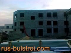 Строителство, хидроизолации и топлоизолации на хотел в Гренобъл - Франция_3