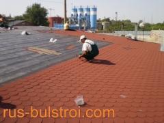Ремонт на покрив с битумни керемиди на Труд АД - Русе_1