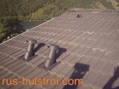 Ремонт на покрив с керемиди на къща в София_3
