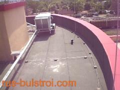 Хидроизолация на покривите на Книжна борса - София_3