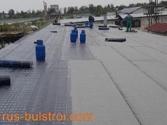 Хидроизолация на покрив на база на Еконт - Мартен
