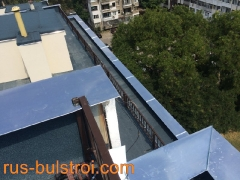 Покриви с битумни мембрани