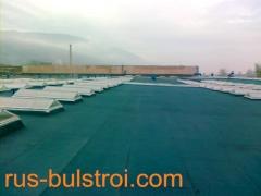 Хидроизолации и ремонт на фонари на покриви на SKF - Сопот 2013 г._1