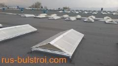 Хидроизолации и ремонт на фонари на покриви на SKF - Сопот 2014 г._3