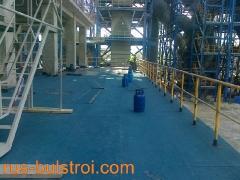 Хидроизолации на нова производствена мощност в Девня цимент_2
