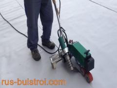 Комплексен ремонт на покрив с PVC мембрана в Зора 2000 - Търговище_1