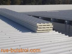 Строителни ремонти в завод за хартия - Никопол_2