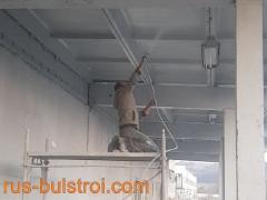 Строителни ремонти в завод за хартия - Никопол_3