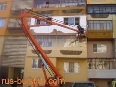 Външна топлоизолация на апартамент с вишка_1