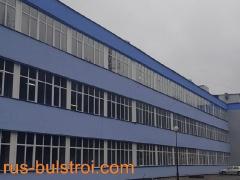 Топлоизолация и хидроизолация на сграда на Четпром - Тетевен_3