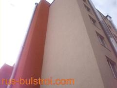 Комплексна топлоизолация на фасада и покрив на жилищен блок_2