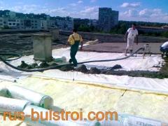 Комплексна топлоизолация на фасада и покрив на гимназия в Шумен_2