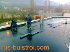Строителство, хидроизолации и топлоизолации на хотел в Гренобъл - Франция_2