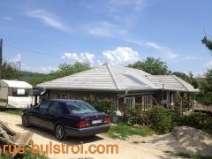 Ремонт на покрив с керемиди на къща в село Гарван_3