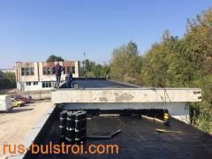 Ремонт на покрив на Зора 2000 - Търговище