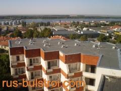 Ремонт на покривите на старчески дом - Силистра