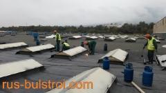 Хидроизолации и ремонт на фонари на покриви на SKF - Сопот 2014 г._1