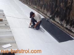 Комплексен ремонт на покрив с PVC мембрана в Зора 2000 - Търговище_2